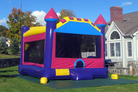Bouncy Houses & The Party Hopper Party Rentals Services
