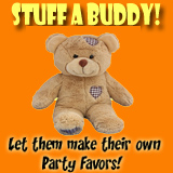 Build your own Teddy Bears!